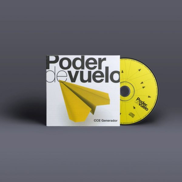 Mock-up Poder de vuelo